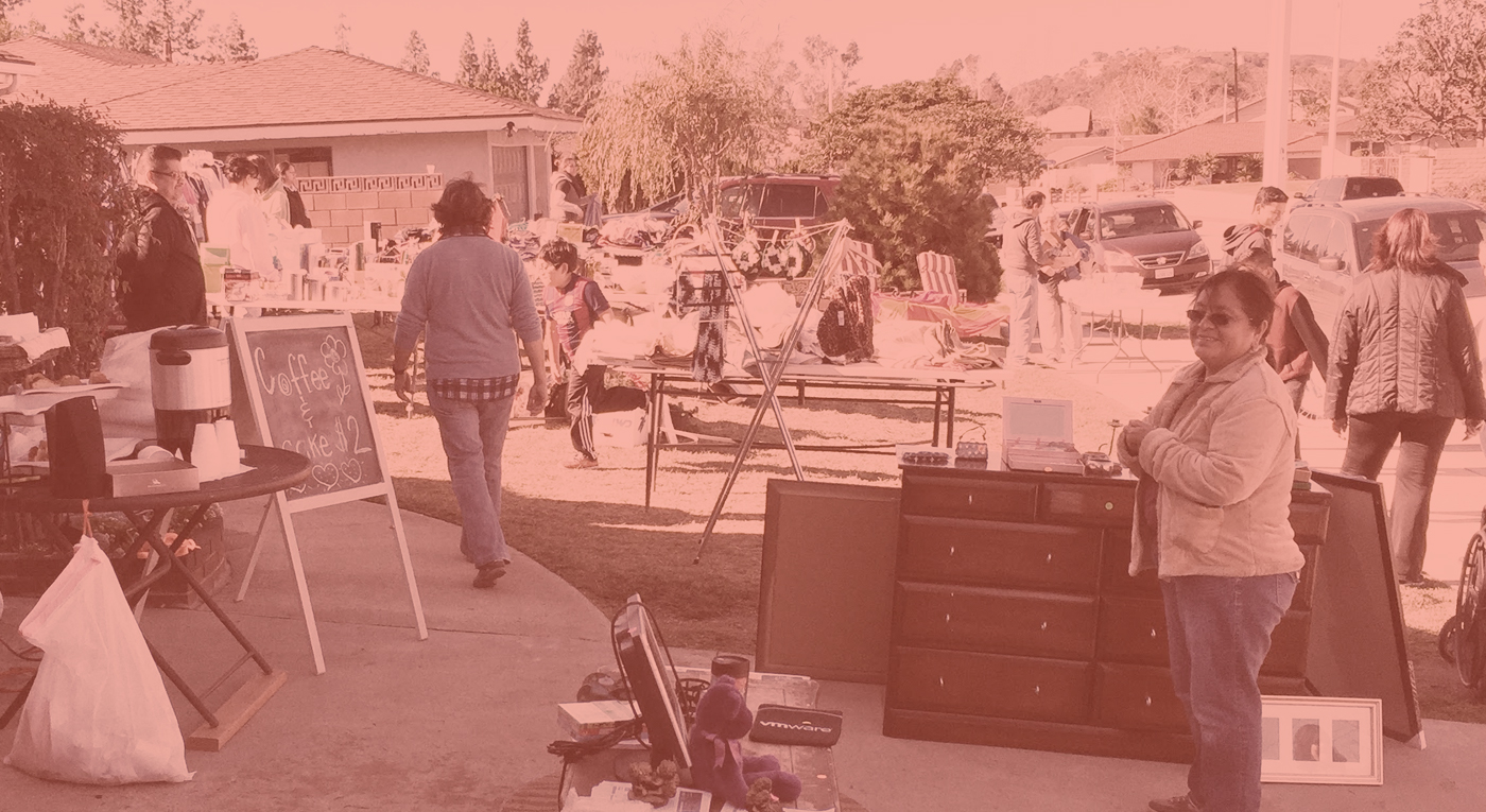 Yard sale for Ivonne's Fund